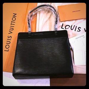 Authentic Louis vuitton Epi shoulder bag